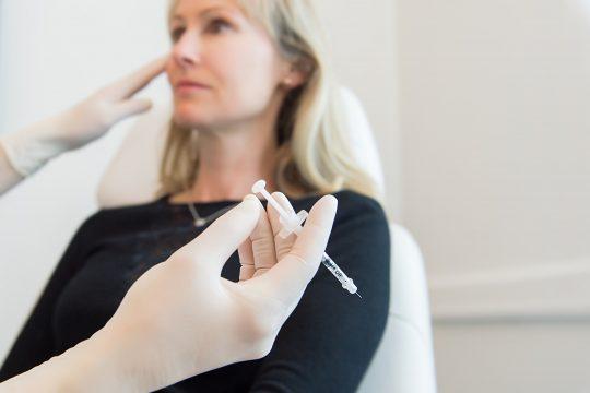 Injections de neuromodulateurs