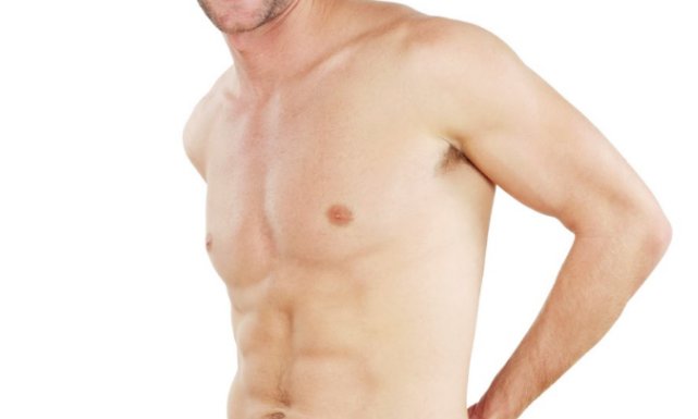 Men's body