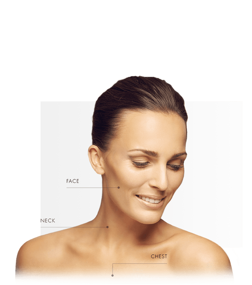 Tattoo Removal Laser zone women face