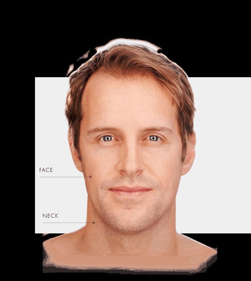 hair removal zone men