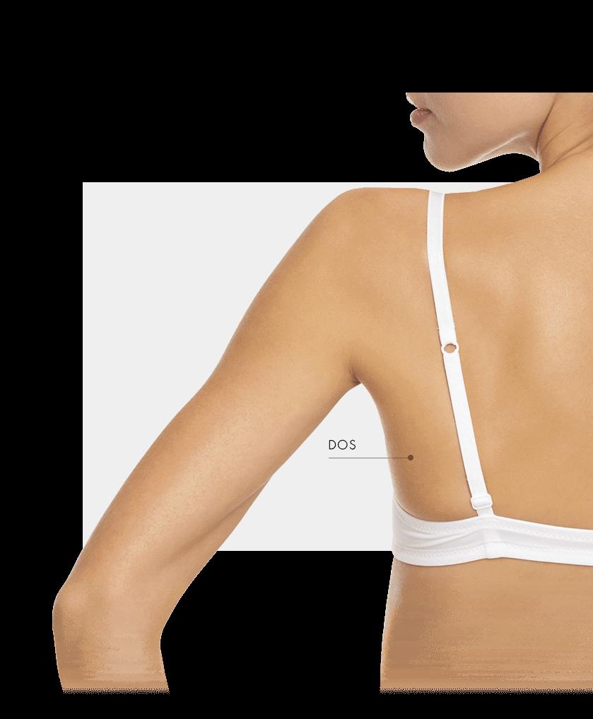 laser medicaux femme dos