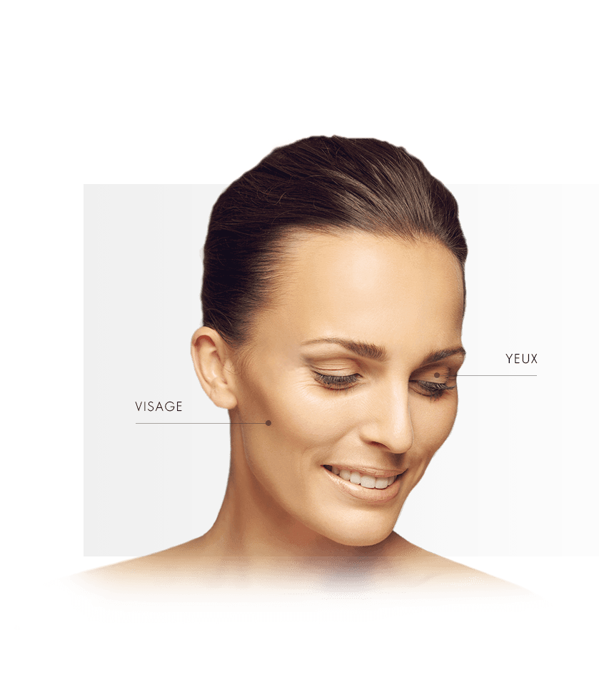 thermage femme zone visage