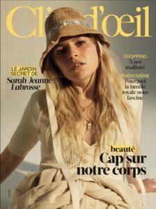 Couverture du magazine Clin d'Oeil - Juin 2021