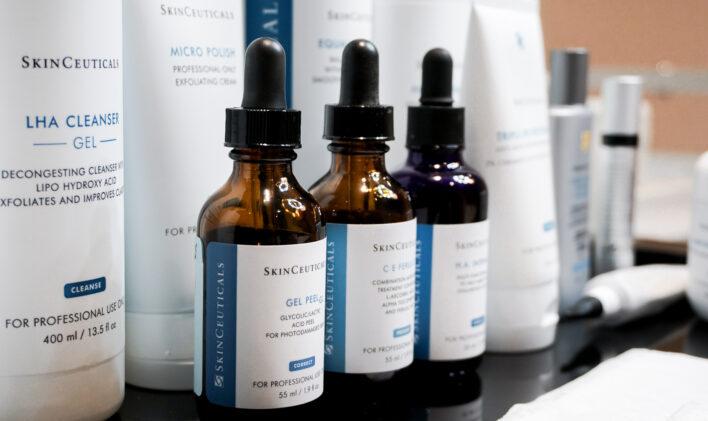 Facial anti-acné Skinceuticals à sherbrooke